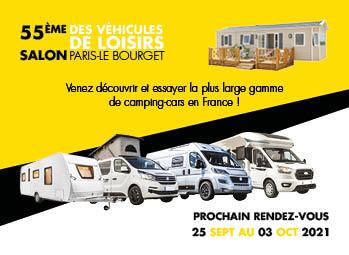 SVDL - Salon des Véhicules de Loisirs Paris-Le Bourget